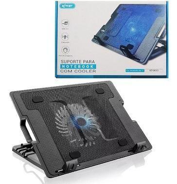 Suporte P/ Notebook com Cooler