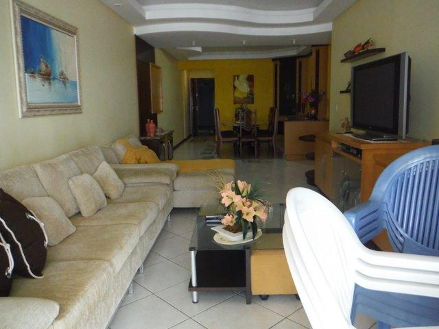 Apartamento frente praia 4 quartos com ar - Foto 4