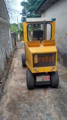 Vendo ou troco máquina de assentamento de paver - Foto 3