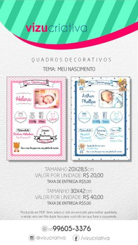 Quadros Decorativos a partir de R$15,00 - Foto 4