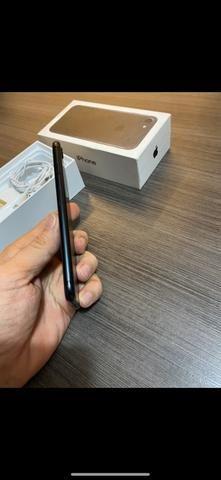 IPhone 7 32 semi novo GARANTIA Parcelo no Cartão - Foto 4