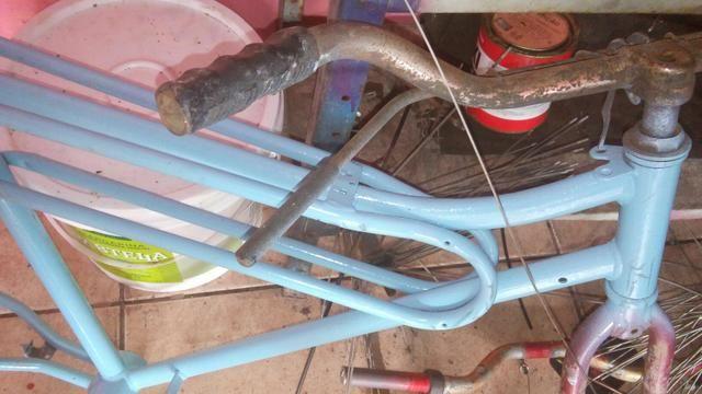 Vendo quadro de bicicleta - Foto 4