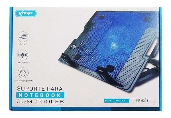 Suporte P/ Notebook com Cooler - Foto 2