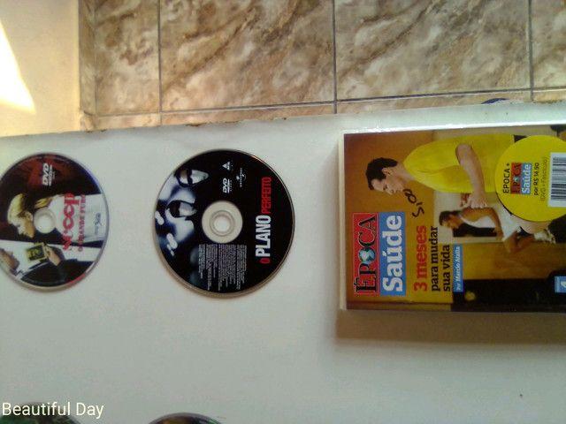 20 Dvd filmes originais 40 reais todos - Foto 4