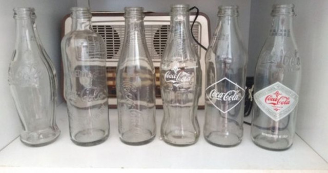 Garrafas Clássicas Coca Cola Reedição  - Foto 2