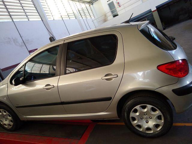 Peugeot 307 1.6 presence 16v Flex manual  - Foto 3