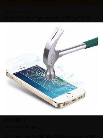 Película Iphone 5 5S 5G - Foto 2
