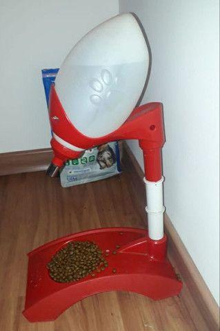 Bebedouro e comedouro de bilha lambe lambe - Foto 2