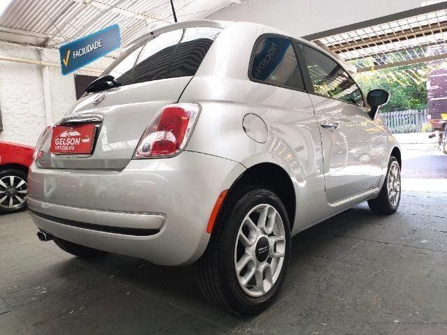Fiat 500 1.4 Cult Evo / 2012 - Foto 6