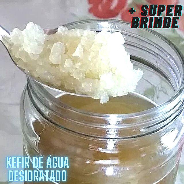 Kefir De Água Frete Grátis Com Brinde !!! R$9,97 - Foto 4