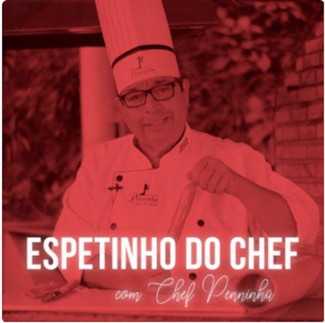 Espetinho do Chef Penninha