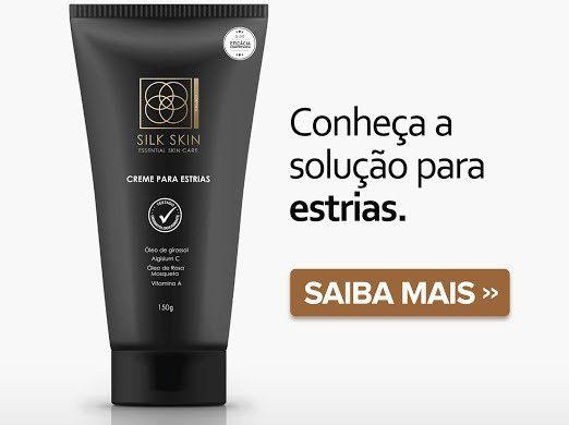 silk skin creme para estrias