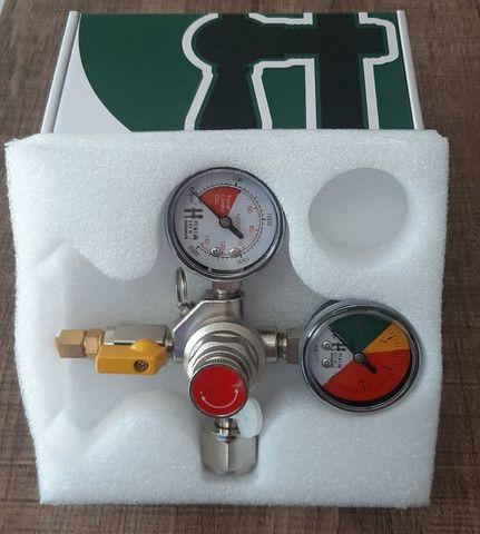 Regulador de Pressão Co2 - 1 Via ( Chopp, Aquário) - Foto 2