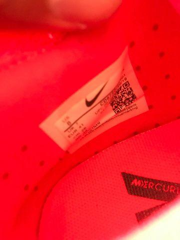 Chuteira Nike Mercurial Profissional - Foto 4