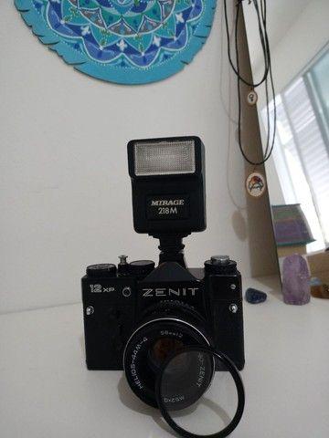Câmera Analógica - retrô