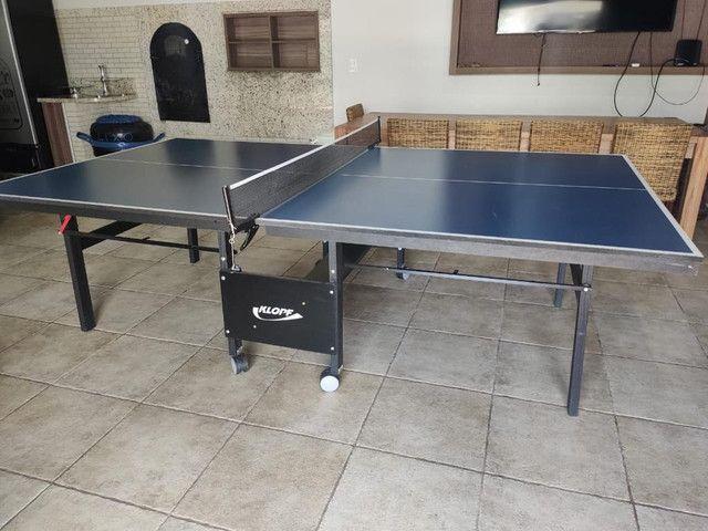 Mesa de ping pong pronta entrega