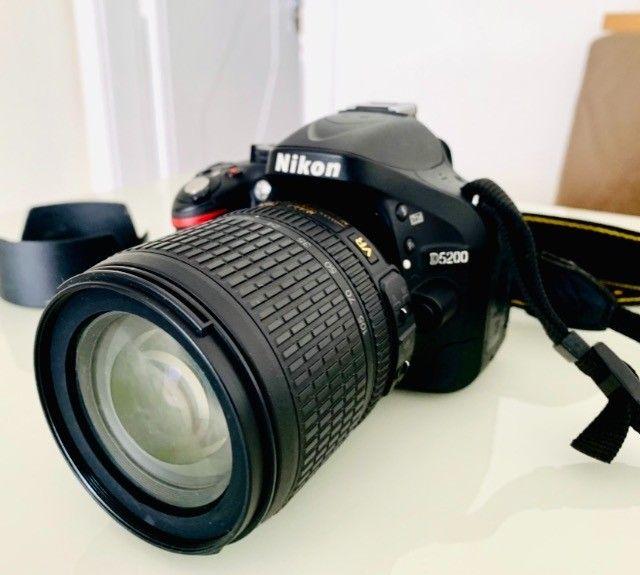 Câmera Fotográfica NIkon D5200 - Foto 4