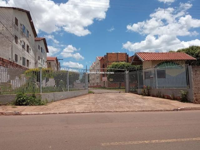 Apartamento à venda com 2 dormitórios em Jardim tijuca, Campo grande cod:954