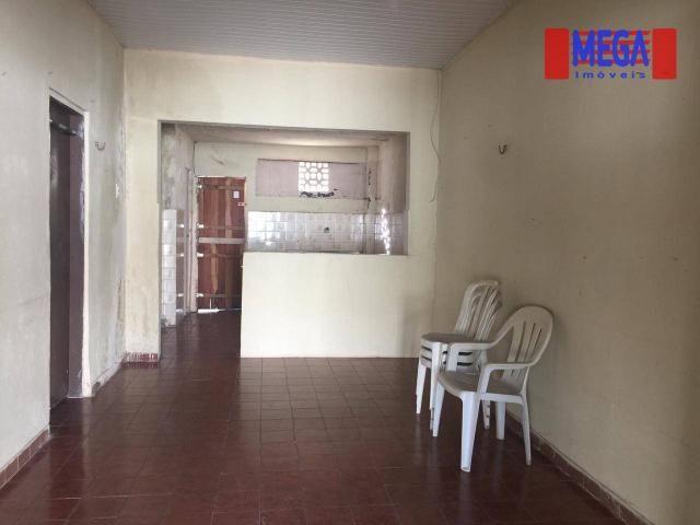 Casa à venda, 66 m² por R$ 210.000,00 - Jacarecanga - Fortaleza/CE - Foto 3