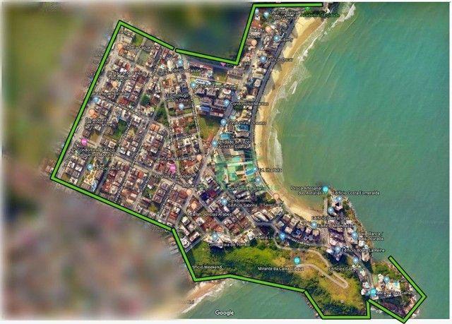 Apartamento na praia, Vista mar, 3 dormitórios, Lazer, 1 vaga, Astúrias, Guarujá. - Foto 19
