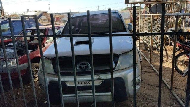 Toyota Hulix SW4 2007 A 2012 Sucata Com Garantia - Foto 2