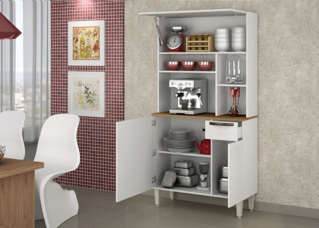 kit Cozinha Jaspe Plus 3Pts 1Gav Salleto - Frete Grátis- Entrega em 24h - Foto 5
