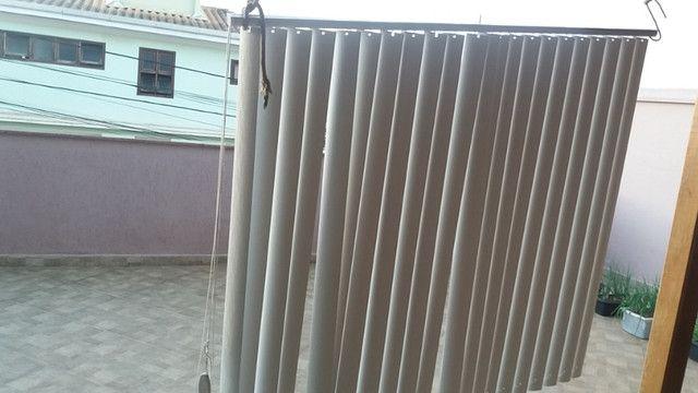 Vendo 3 cortinas tipo persianas - Foto 4