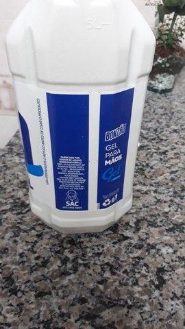 Álcool em gel 5 L - Foto 2