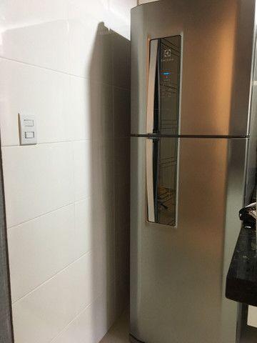 Geladeira Eletrolux INOX  Duplex - Foto 5