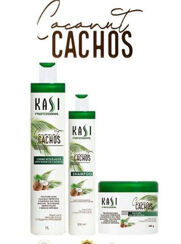 Kit Coconut para cachos