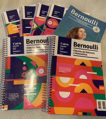 Livros Bernoulli  1° série ensino médio  - Foto 4