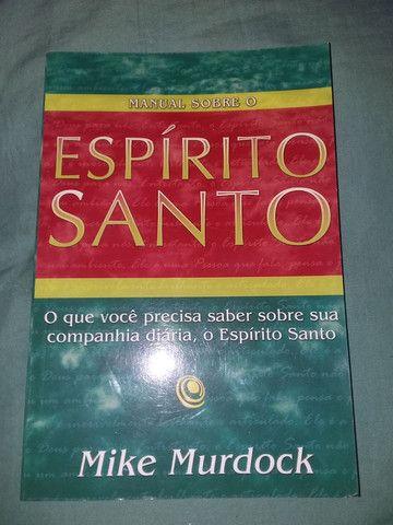 Livro manual sobre o Espírito Santo