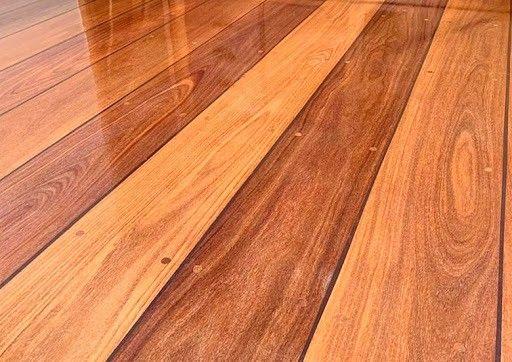 Restauração de madeira e aplicação de Sinteco - Foto 4