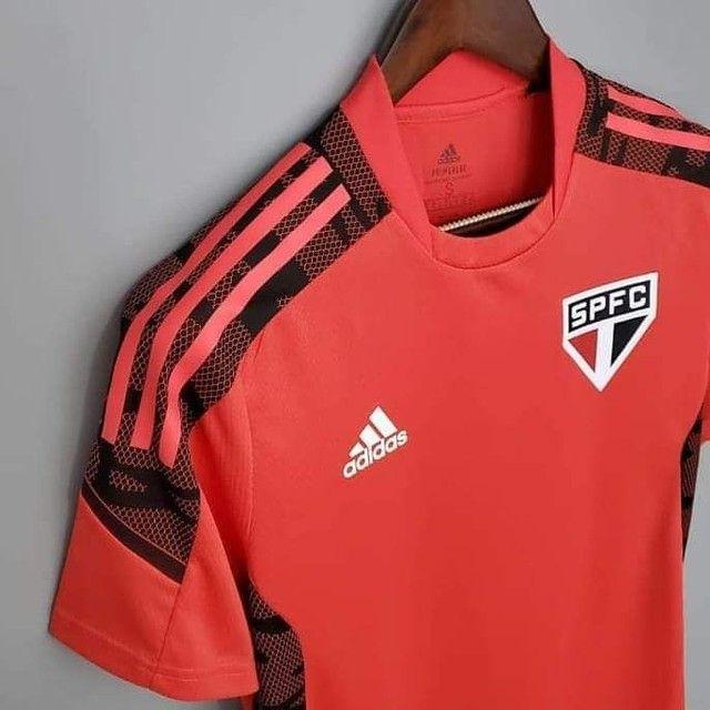 Camisa do São Paulo (treino) - Foto 3