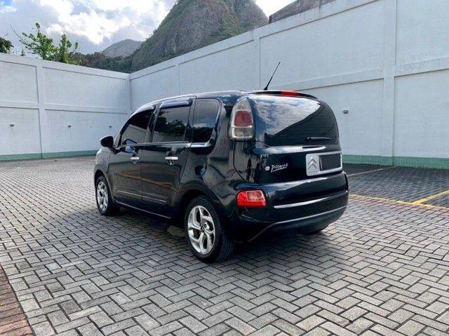 C3 Picasso Exclusive Automático Com GNV - Muito Novo! - 2015 - Foto 7
