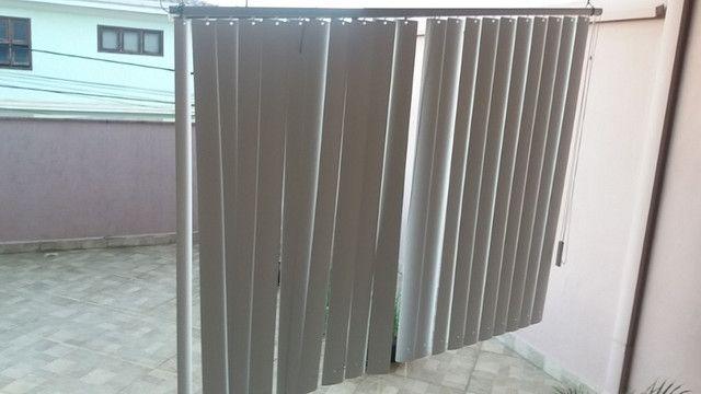 Vendo 3 cortinas tipo persianas - Foto 5