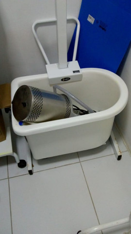 Turbilhões para fisioterapia  - Foto 2