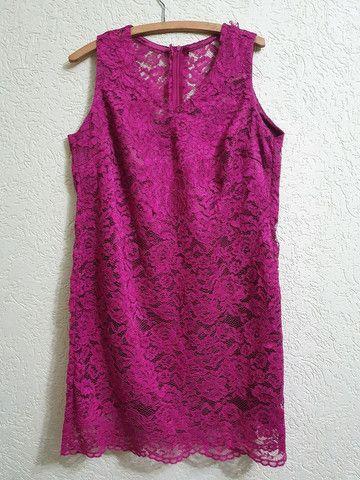 Vestido  de renda GG - Foto 2