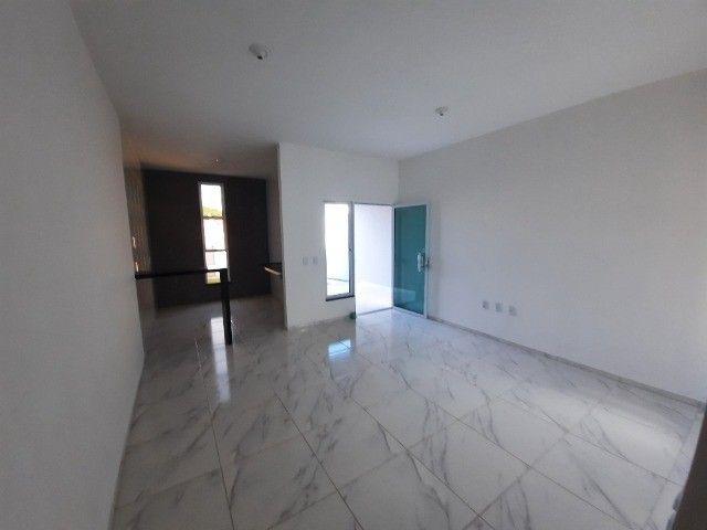JP casa nova de 3 quartos 2 banheiros com fino acabamento - Foto 5