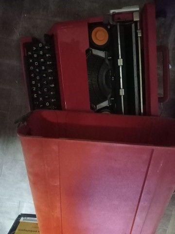 Máquina de escrever Valentine  - Foto 2