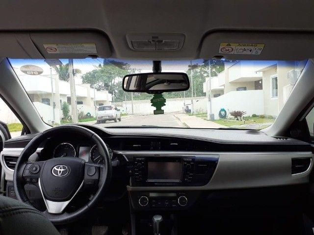 Toyota Corolla XEI 2.0 Flex 2014/2015 Automático - Foto 2