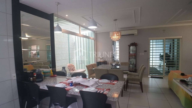9 Casa no Gurupi com 5 quartos 3 suítes pronta p/ Morar!(TR35062) MKT - Foto 7