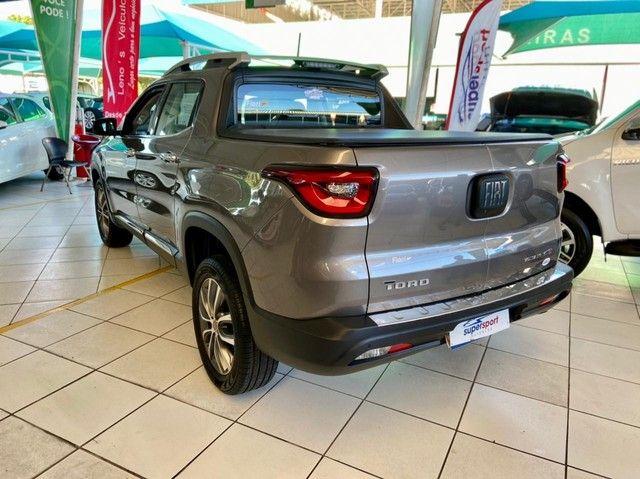 Fiat Toro volcano 2021 Diesel 4x4 !! ipva 21 pago !! - Foto 5