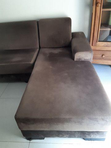 Sofá 4 lugares com chaise  - Foto 4