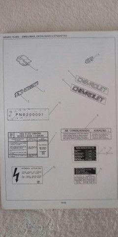 Catálogos ORIGINAIS completos Astra Ômega Silverado Grand Blazer S-10 Vectra - Foto 18