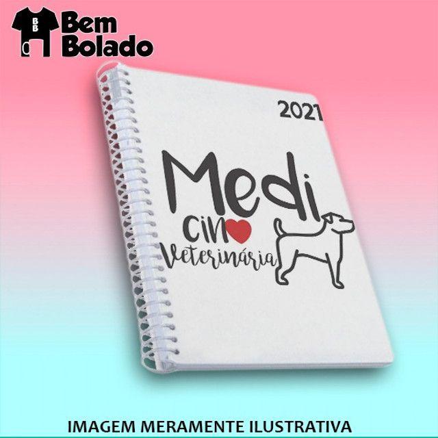 Agenda 2021 Veterinário Veterinária Medicina - Foto 5