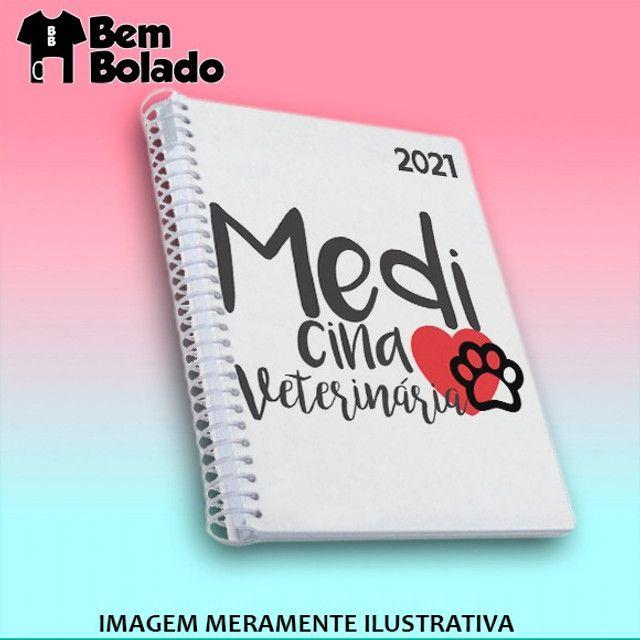 Agenda 2021 Veterinário Veterinária Medicina - Foto 6