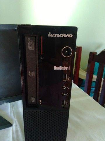 CPU Desktop Lenovo Edge 71 Core i3 2 Geração 4Gb Ram HD 500Gb