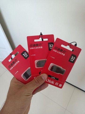 Pra vender logo! Pendrive 32 GB SanDisk Original