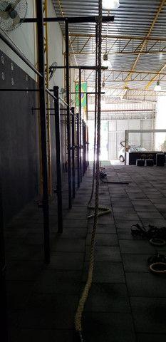 Rack funcional para CrossFit - 18 Metros comprimento - Foto 2